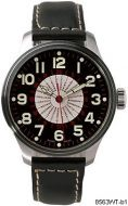 ZENO WATCH BASEL 8563WT-b1 Pilot Oversized World Timer (Limited Edition)