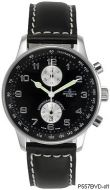 ZENO WATCH BASEL P557BVD-d1 X-Large Retro Chrono Bicompax
