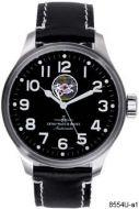 ZENO WATCH BASEL 8554U-a1 Pilot Oversized Open Heart (limited edition)