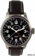 ZENO WATCH BASEL 8554Z-a1 Pilot Oversized Pointer
